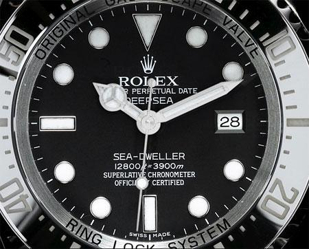 Rolex Sea-Dweller Replica Watches